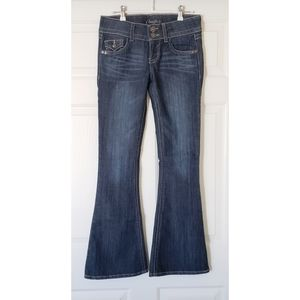 NEW Candie's flare cut jeans